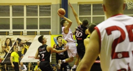 Tur Basket Bielsk Podlaski – Start II Lublin 116:25 [zdjęcia, wideo]