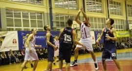 Tur Basket Bielsk Podlaski 81:60 AZS PŚ Kielce