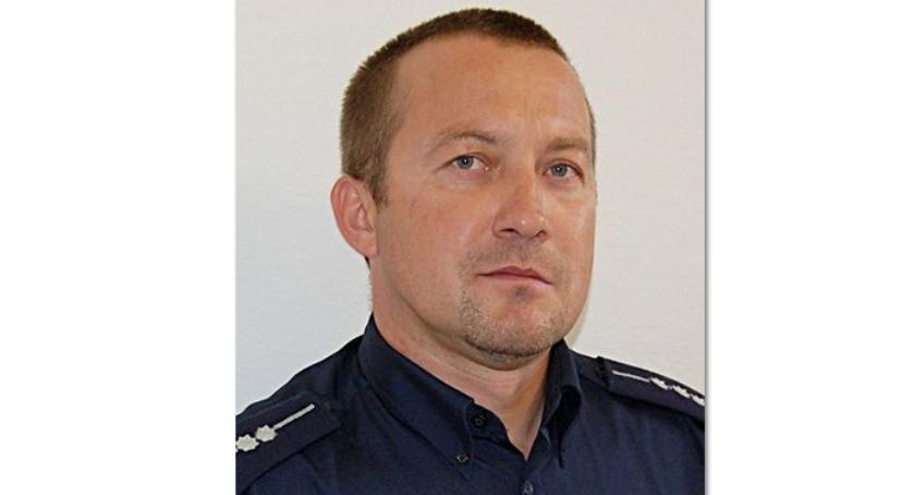 Komunikaty policji, Wojciech Oleszczak najpopularniejszym dzielnicowym - zdjęcie, fotografia