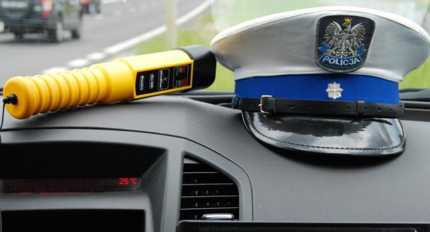 Komunikaty policji, Jeden pijany drugi rajdowiec - zdjęcie, fotografia
