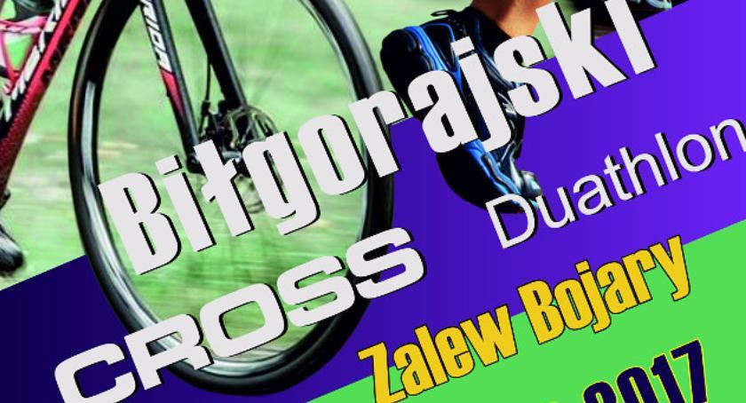 Inne, Biłgorajski Cross Duathlon - zdjęcie, fotografia