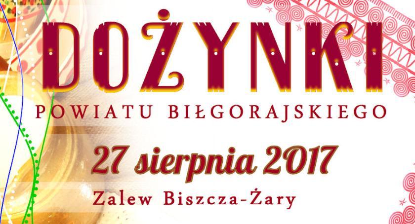 Imprezy plenerowe, Dożynki powiatu biłgorajskiego - zdjęcie, fotografia