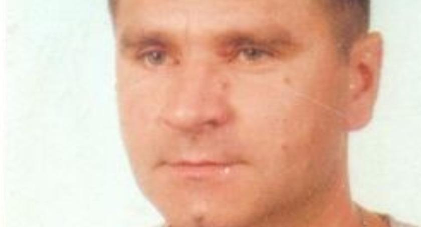 Komunikaty policji, Zaginął Tomasz Świtała - zdjęcie, fotografia