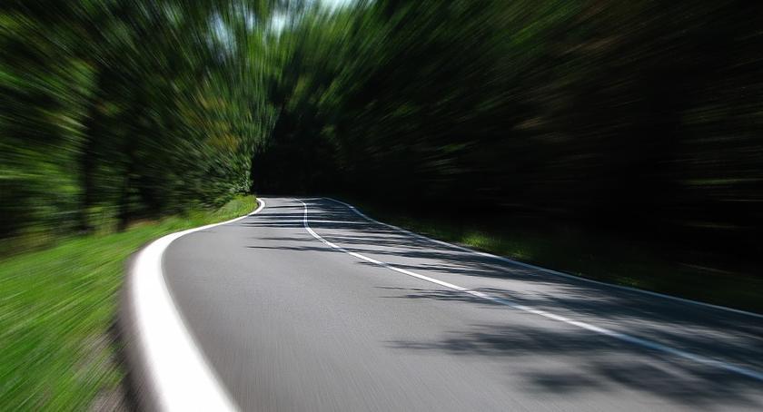 Infrastruktura drogowa, Będzie nowych dróg powiecie - zdjęcie, fotografia