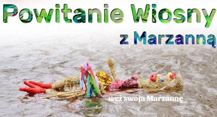 Wydarzenia, Powitanie Wiosny Marzanną zmiana terminu - zdjęcie, fotografia