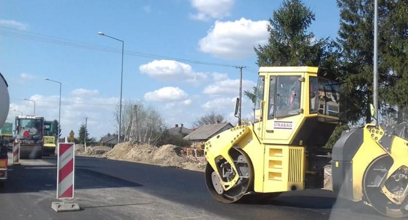 Infrastruktura drogowa, Drogi zniszczył kataklizm - zdjęcie, fotografia