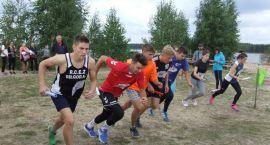 Igrzyska powiatowe nad biszczańskim zalewem
