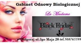 Black Friday w La Madame