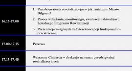 Trzecie spotkanie konsultacyjne – Rewitalizacja Miasta Biłgoraj w projektowaniu i wdrażaniu