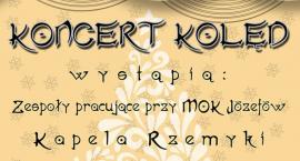Koncert kolęd w MOK w Józefowie