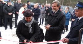 Uroczyste otwarcie strażnicy OSP w Jedlinkach