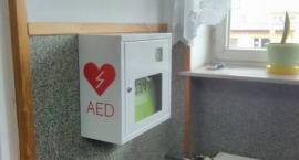 Defibrylator będzie służył młodzieży