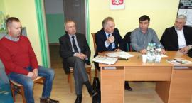 Zebranie Rady Osiedla Sitarska-Kępy