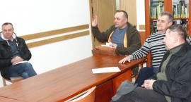 Mieszkańcy osiedla Rapy dyskutowali