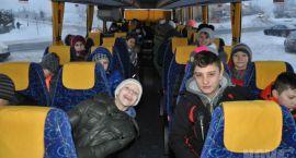 Dzieci wyjechały na zimowisko (zdjęcia)