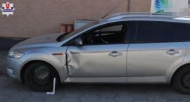 Nerwy przyczyną uszkodzenia samochodu