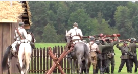 Obchody 77. rocznicy bitwy pod Tomaszowem (video)