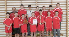 Sukces młodych koszykarzy z Aleksandrowa