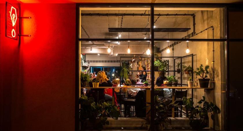 DOMY KULTURY, Czerwony Atrament Coffee - zdjęcie, fotografia