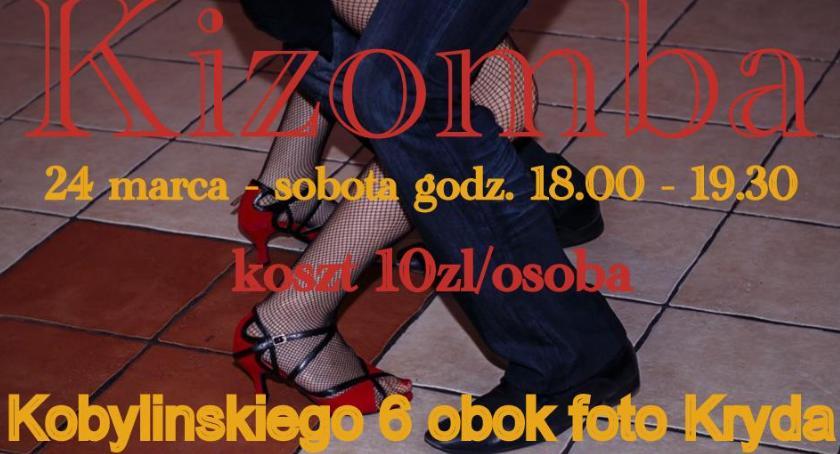 SPOŁECZEŃSTWO, Kizomba warsztaty - zdjęcie, fotografia