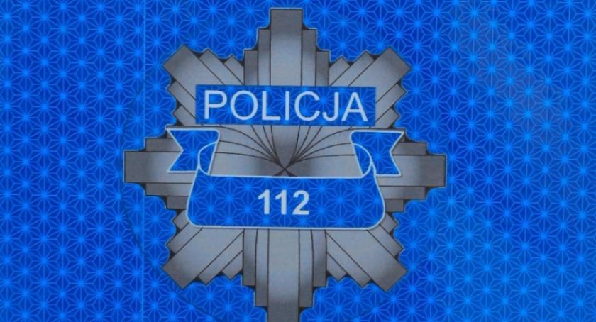 NA SYGNALE, Policja wypadków - zdjęcie, fotografia
