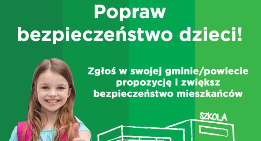 """PKN Orlen - wiadomości ze Spółki , Projekt Orlen """"Bezpieczna Droga Szkoły"""" - zdjęcie, fotografia"""