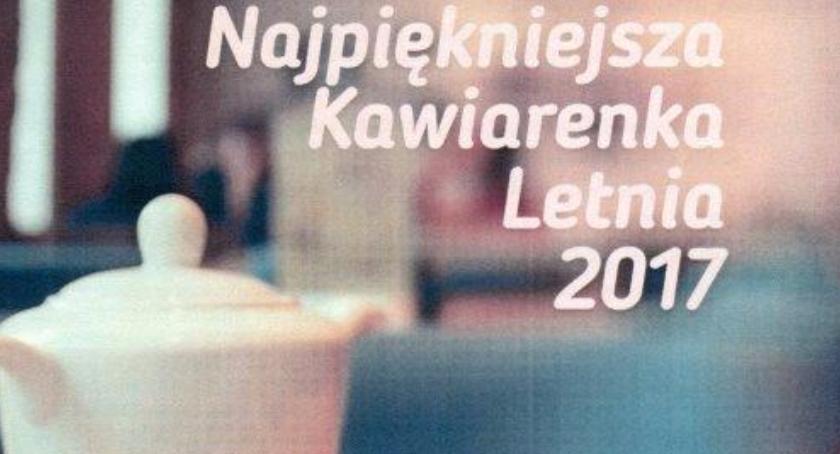 konkursy, Najpiękniejsza kawiarenka letnia - zdjęcie, fotografia
