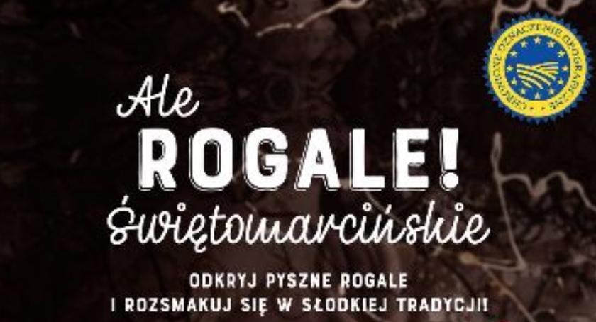 WIADOMOŚCI, świętego Marcina gęsina rogale - zdjęcie, fotografia