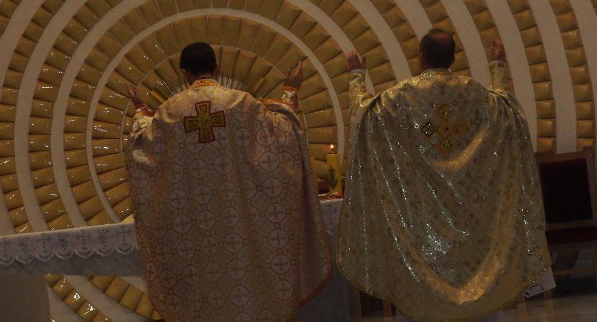 SPOŁECZNE, Boska liturgia Stanisławówce - zdjęcie, fotografia