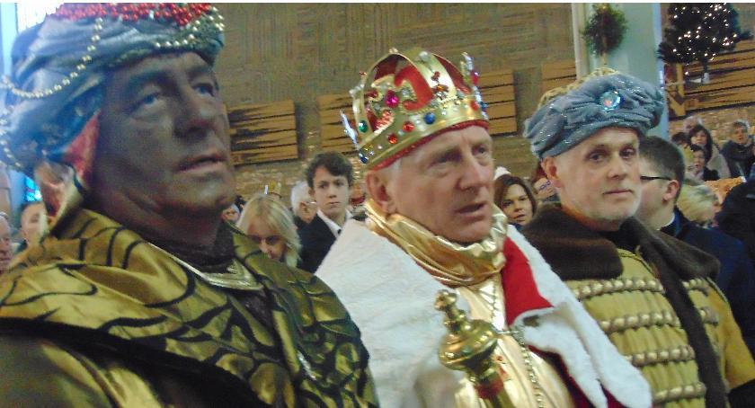 SPOŁECZNE, Orszak Trzech Króli Płocku - zdjęcie, fotografia