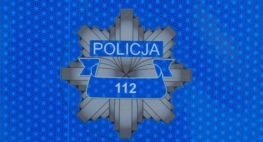 SPOŁECZNE, Ostrzeżenie Policji wpuszczaj obcych! - zdjęcie, fotografia