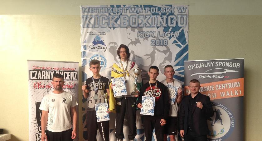 sport, Mistrzostwa Polski Kickboxingu Kartuzach - zdjęcie, fotografia