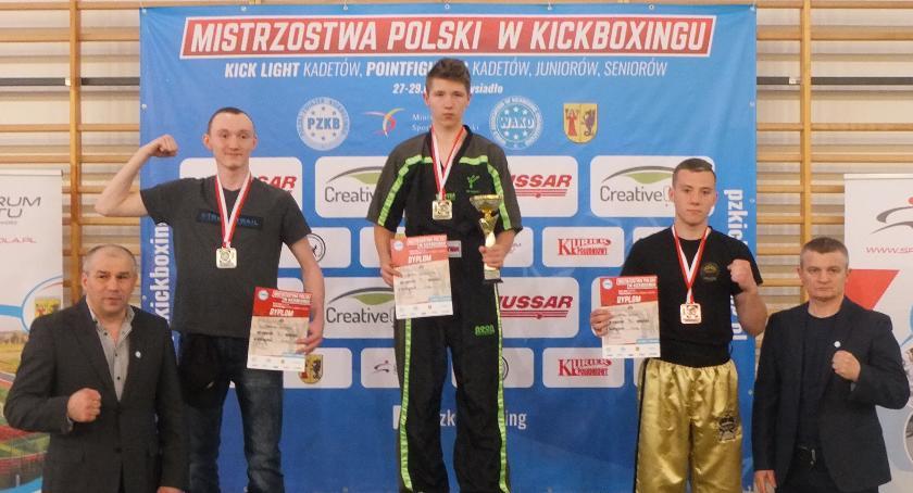sport, Brązowe medale Mistrzostw Polski płockich zawodników - zdjęcie, fotografia