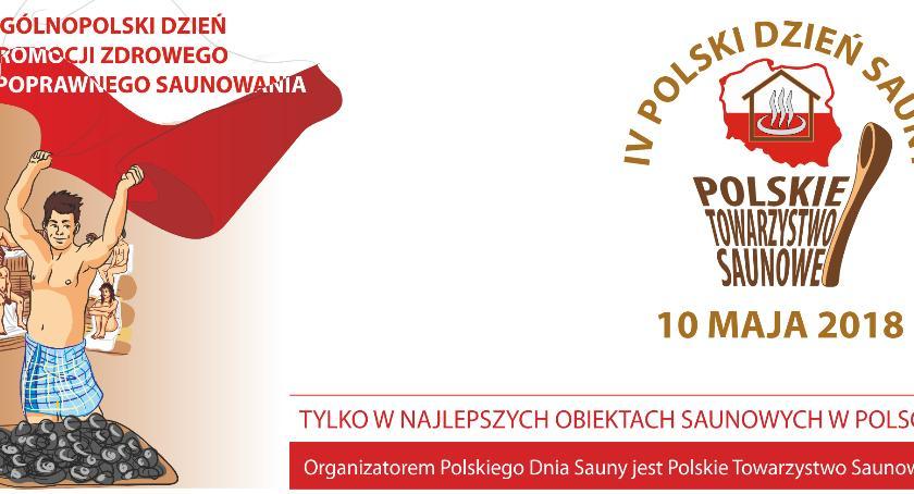 SPOŁECZNE, Ogólnopolski Dzień Sauny - zdjęcie, fotografia
