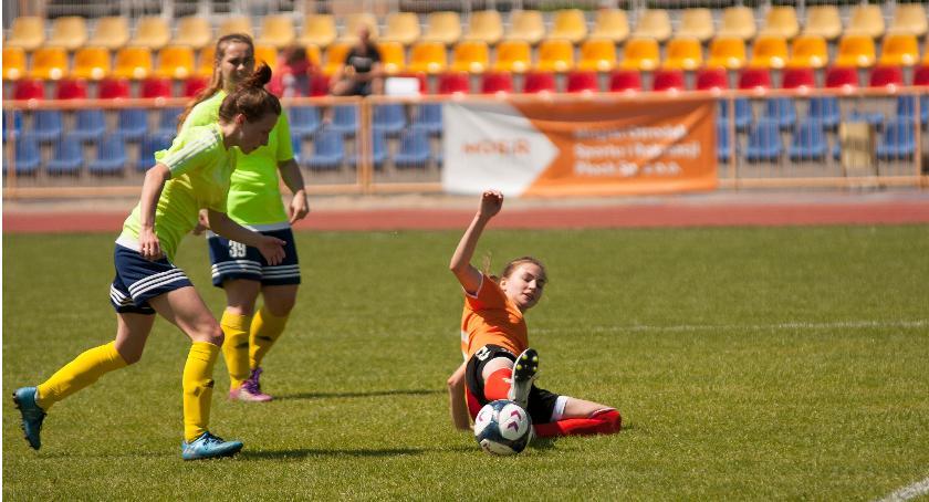 sport, Pomarańczowa passa - zdjęcie, fotografia