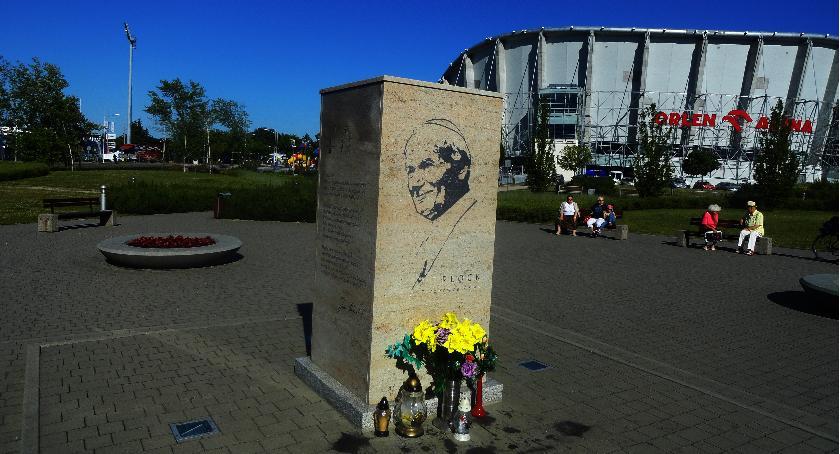 SPOŁECZNE, czerwca rocznica pobytu Pawła Płocku - zdjęcie, fotografia