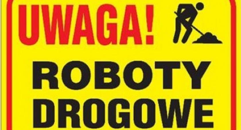 SPOŁECZNE, Roboty drogowe czerwca płockim powiecie - zdjęcie, fotografia