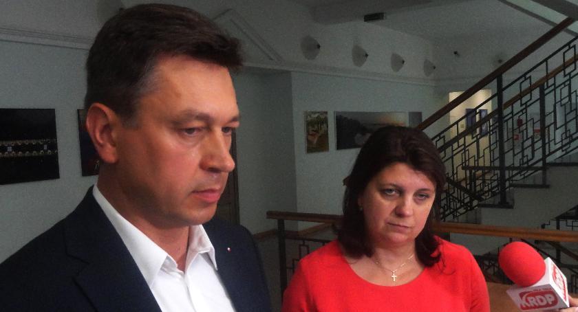 SPOŁECZNE, pytań prezydenta miasta Płock konferencja - zdjęcie, fotografia