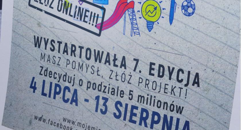 WIADOMOŚCI, Siódma edycja Budżetu Obywatelskiego START! - zdjęcie, fotografia
