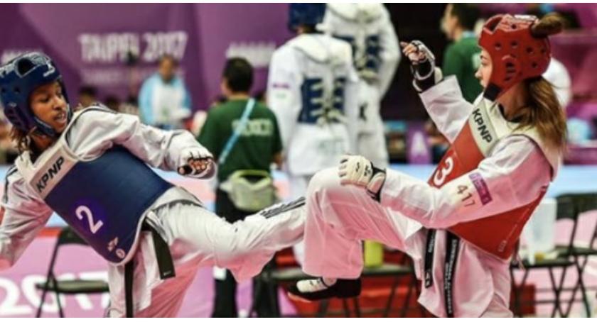 SPORTY WALKI, Puncher ogłasza nabór kobiecej sekcji taekwondo olimpijskiego - zdjęcie, fotografia