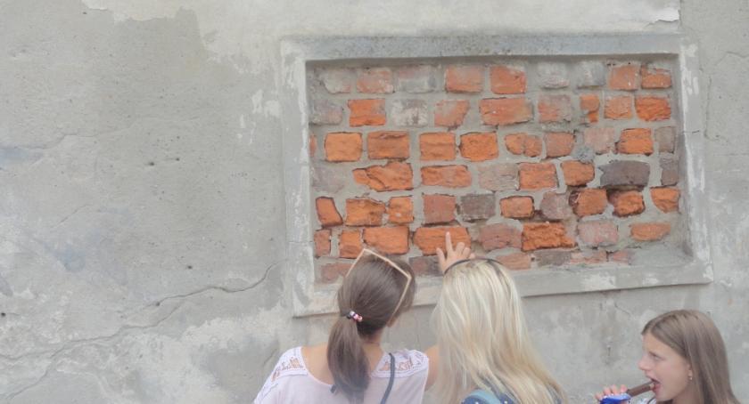WIADOMOŚCI, Dotknąć średniowiecza spacer Płocku - zdjęcie, fotografia