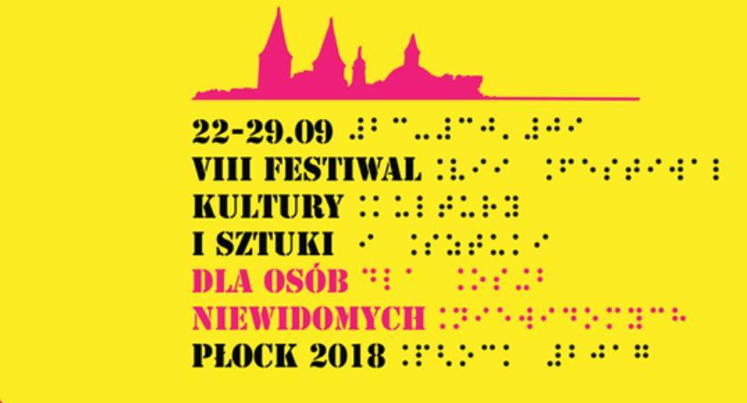WIADOMOŚCI, Festiwal Kultury Sztuki Osób Niewidomych - zdjęcie, fotografia