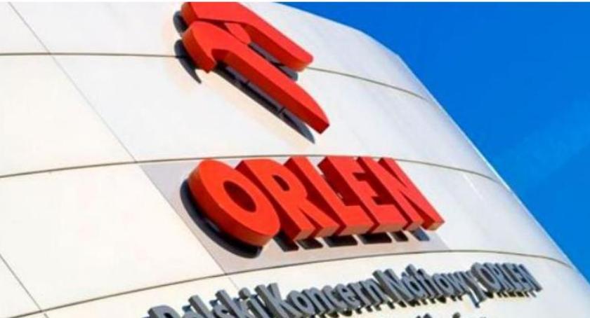 PKN Orlen - wiadomości ze Spółki , Czarny miastem Płock Komunikaty Orlen - zdjęcie, fotografia