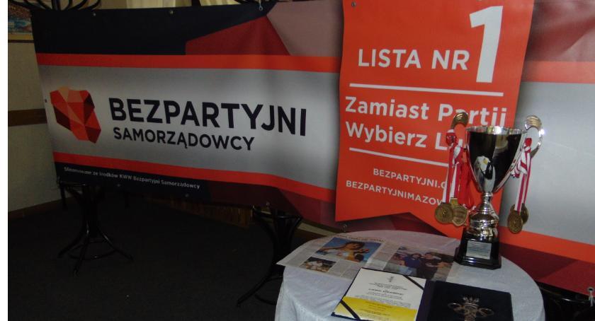 WIADOMOŚCI, Bezpartyjni samorządowcy chcą Sejmiku Mazowsza - zdjęcie, fotografia