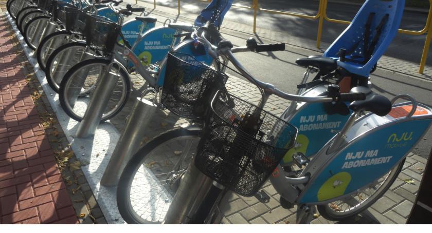 WIADOMOŚCI, Ścieżek rowerowych coraz więcej - zdjęcie, fotografia