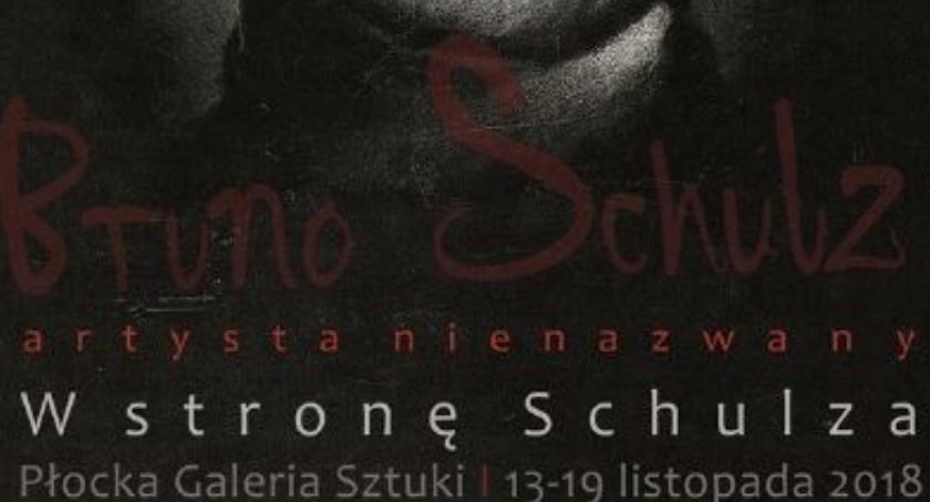 WYSTAWY, stronę Schulza Płockiej Galerii Sztuki - zdjęcie, fotografia