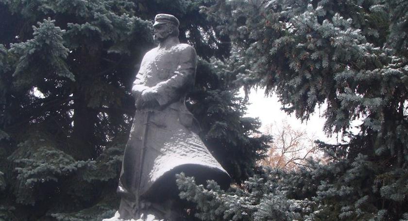 SPOŁECZNE, Imieniny marszałka Piłsudskiego Płocku - zdjęcie, fotografia