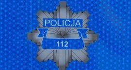 Policja - picie alkoholu w mrozy, to zagrożenie życia.