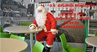 Mikołaj na płockim dworcu - fotorelacja cz II