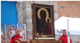 Zakończenie nawiedzenia obrazu Matki Bożej Jasnogórskiej